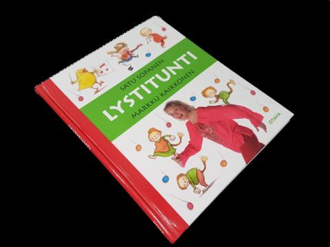 Lastenkirja / Nuottikirja (Satu Sopanen, Markku Kaikkonen - Lystitunti)