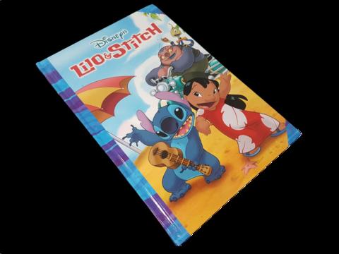 Lastenkirja (Disney - Lilo & Stitch)