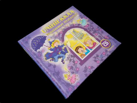 Lastenkirja / Nuottikirja (Unihiekkaa - Ihanimmat iltalaulut)