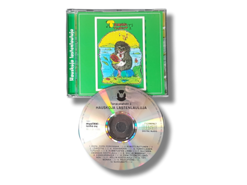 CD-levy (Tenavatahdit 2)