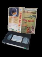 VHS -elokuva (Uppo-Nalle) S