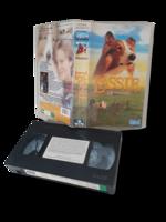 VHS -elokuva (Lassie) S