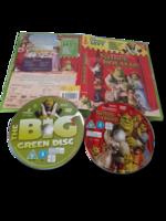 Lasten DVD -elokuva (Shrek kolmas) K7