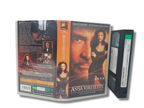 VHS -elokuva (Ansa viritetty) K12