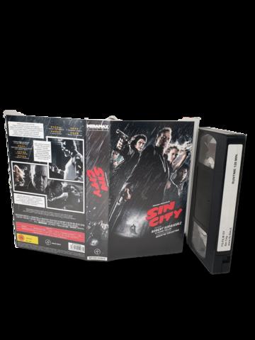 VHS -elokuva (Sin City) K16