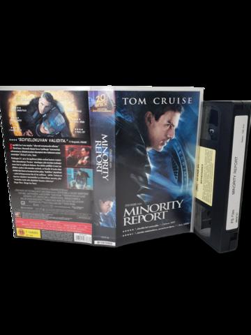 VHS -elokuva (Minority Report) K16