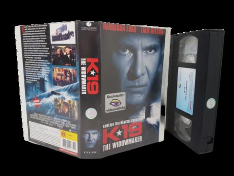 VHS -elokuva (K-19 The Widowmaker) K12
