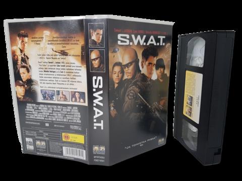 VHS -elokuva (S.W.A.T) K16
