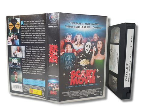 VHS -elokuva (Scary Movie) K16