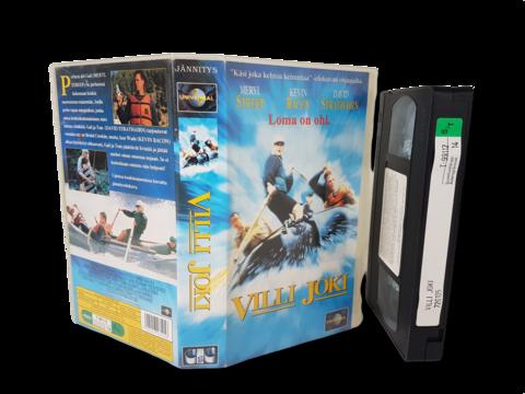 VHS -elokuva (Villi joki) K16