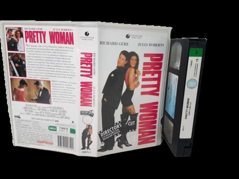 VHS -elokuva (Pretty Woman) K12