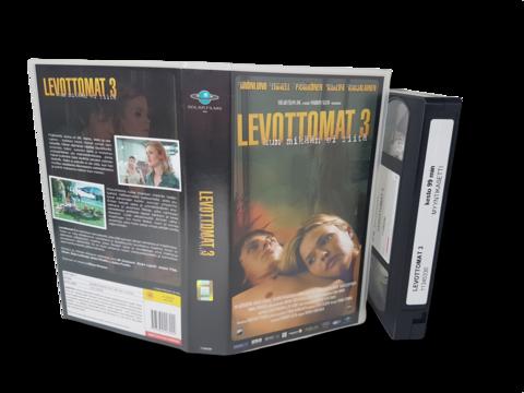 VHS -elokuva (Levottomat 3) K16