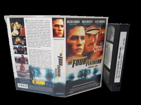 VHS -elokuva (The Four Feathers - Valkoinen sulka) K16