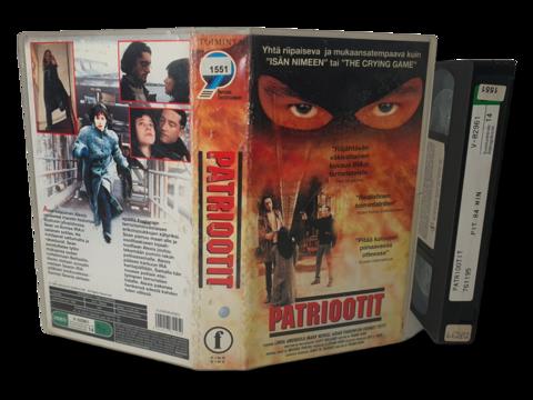 VHS -elokuva (Patriootit) K16