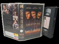 VHS -elokuva (Gangs Of New York)