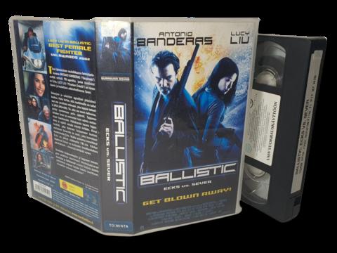 VHS -elokuva (Ballistic)