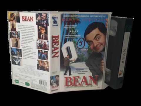 VHS -elokuva (Bean - Äärimmäinen katastrofielokuva) S #2