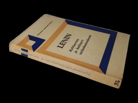Kierrätyskirja (Lenin - Kulttuurista ja kulttuurivallankumouksesta)