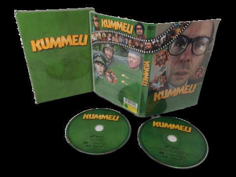 DVD -elokuva (Kummeli - Onko Nyt Hyvä Fiilis?) S