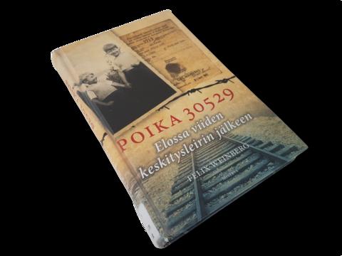 Kierrätyskirja (Felix Weinberg - Poika 30529 - Elossa viiden keskityslerin jälkeen)