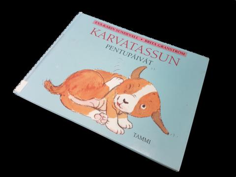Lasten kierrätyskirja (Eva-Karin Sudevall -Karvatassun pentupäivät)