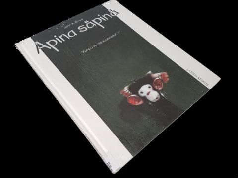 Lasten kierrätyskirja (John A. Rowe - Apina säpinä)