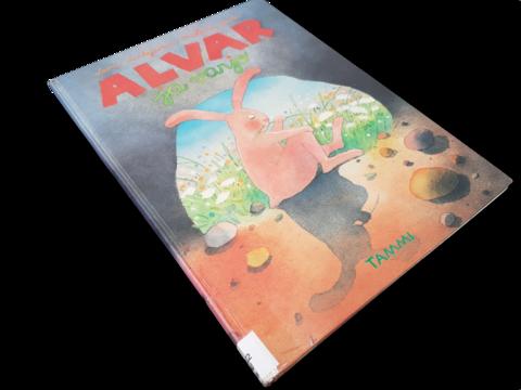 Lasten kierrätyskirja (Leena Laulajainen - Alvar ja varjo)
