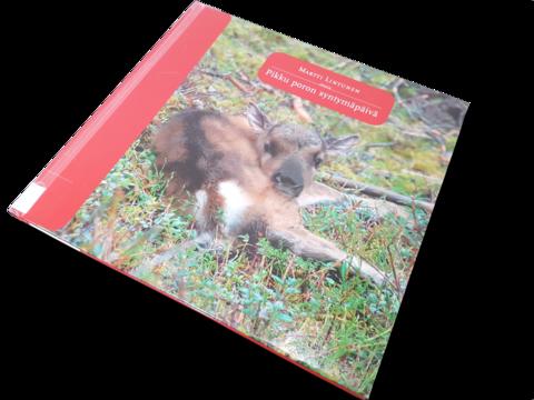 Lasten kierrätyskirja (Martti Lintunen - Pikku poron syntymäpäivä)