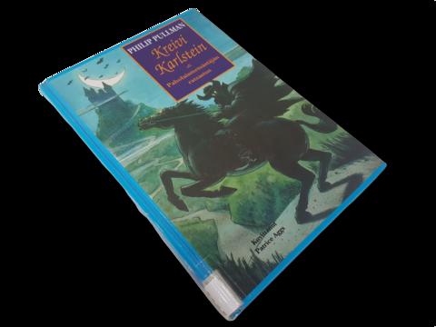 Lasten kierrätyskirja (Philip Pullman - Kreivi Karlstein Paholaismetsästäjän ratsastus)