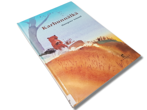 Lasten kierrätyskirja (Hanspeter Schimdt - Karhunnälkä)