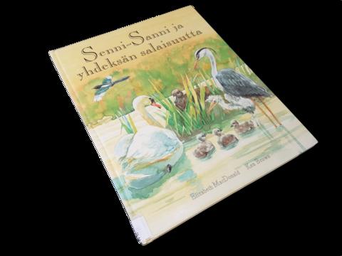 Lasten kierrätyskirja (Elizabeth MacDonald - Senni-Sanni ja yhdeksän salaisuutta)