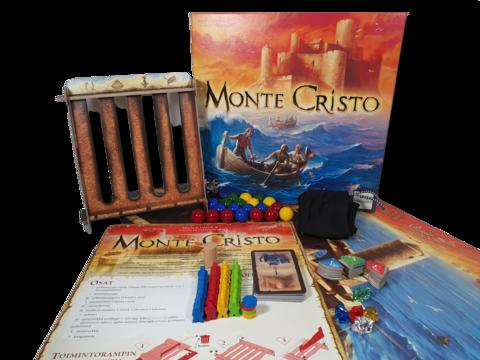 Lautapeli (Monte Cristo)