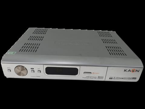 Kaapeliverkon tallentava digiboksi (Kaon KCF-N620H2CO) -PUUTTEELLINEN