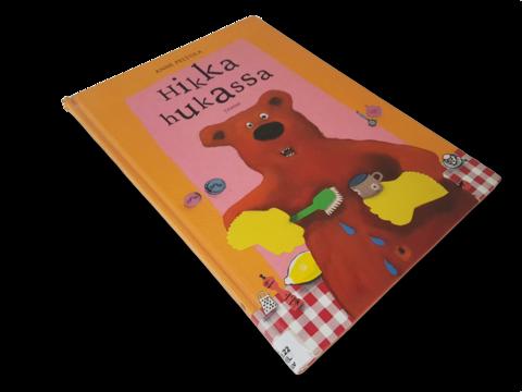 Lasten kierrätyskirja (Anne Peltola - Hikka Hukassa)