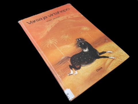 Lasten kierrätyskirja (Josef Wilkon - Varsa ja virtahepo)