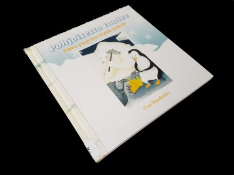 Lasten kierrätyskirja (Outi Rautkallio - Pikku pingviini löytää ystäviä)