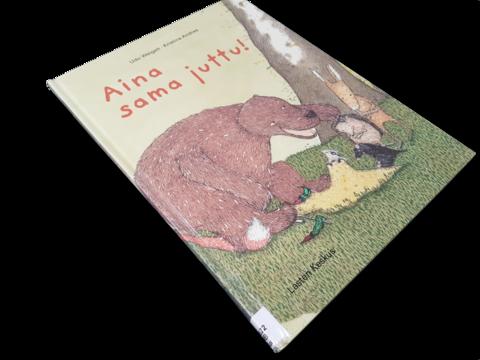 Lasten kierrätyskirja (Udo Weigelt - Aina sama juttu!)