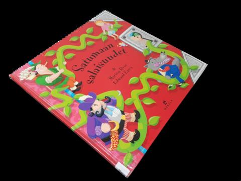 Lasten kierrätyskirja (Marion Rose - Satumaan salaisuudet)