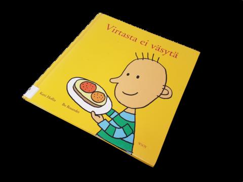 Lasten kierrätyskirja (Katti Hoflin - Virtasta ei väsytä)