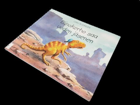 Lasten kierrätyskirja (Lars Rudebjer - Dinokerho saa uuden jäsenen)