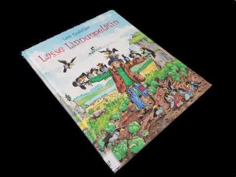 Lasten kierrätyskirja (Lars Rudebjer - Lasse Linnunpelätin)