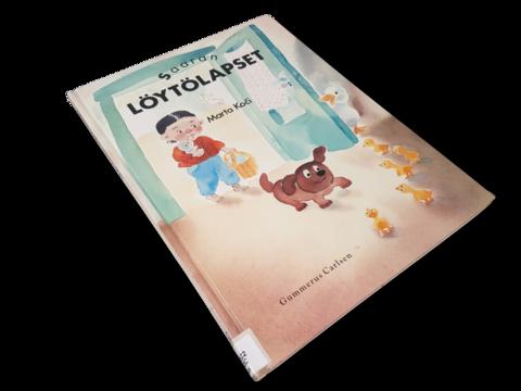 Lasten kierrätyskirja (Marta Koci - Saaran löytölapset)