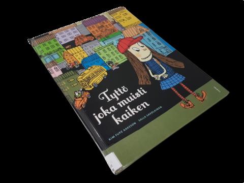 Lasten kierrätyskirja (Kim Fupz Aakeson - Tyttö joka muisti kaiken)