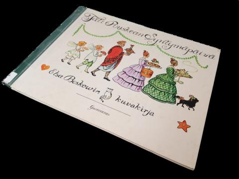 Lasten kierrätyskirja (Elsa Beskow - Täti Ruskean syntymäpäivät)