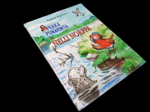 Lasten kierrätyskirja (Tapani Karinen - Pekka Punarinta ja Nelli Norppa)