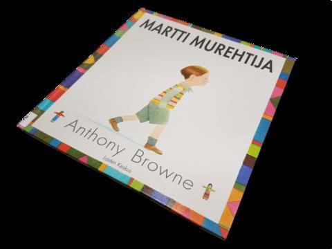 Lasten kierrätyskirja (Anthony Browne - Martti murehtija)