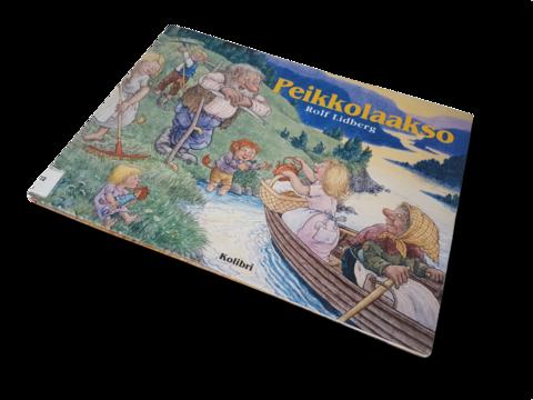 Lasten kierrätyskirja (Rolf Lidberg - Peikkolaakso)