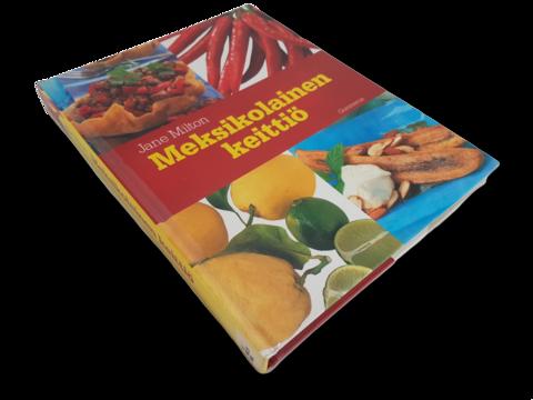 Kierrätyskirja (Jane Milton - Meksikolainen keittiö)