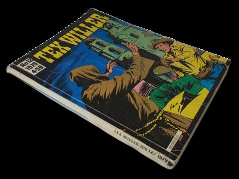 Sarjakuvalehti (Tex Willer 12/1979)