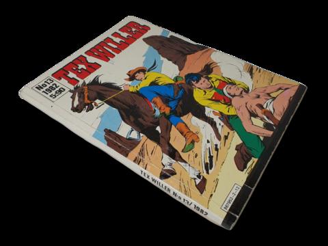 Sarjakuvalehti (Tex Willer 13/1982)